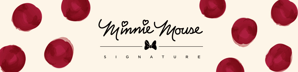 Minnie Signature Collection
