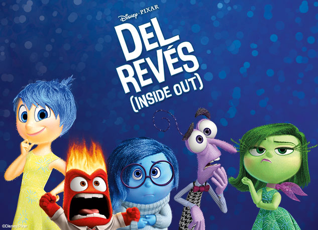 Colección 'Del Revés (Inside Out)' ya disponible