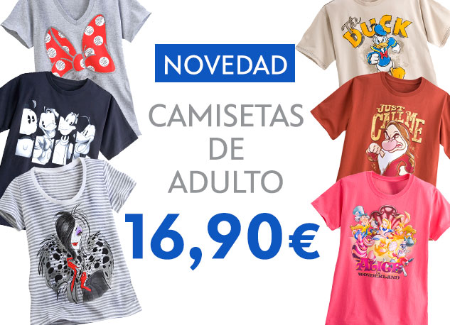 Novedad Camisetas De Adulto Ya Disponible