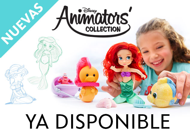 Nuevas 'Disney Animator' ya disponible