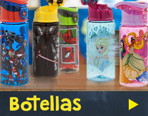 Back to School: Botellas