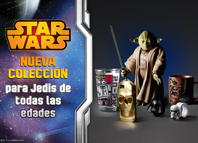 Regalos para adulto de 'Star Wars'