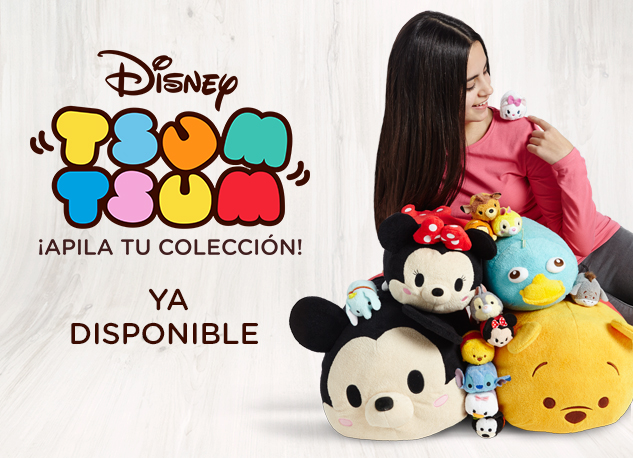 Tsum Tsum ya disponible