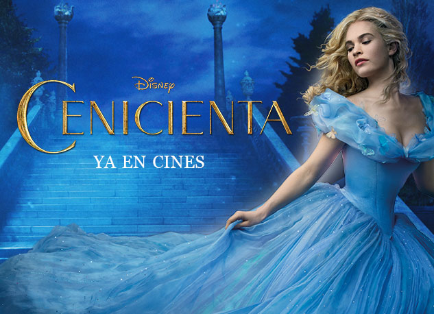 'Cenicienta' ya en cines