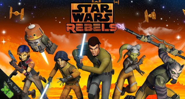 Juguetes de Star Wars Rebels ya disponibles