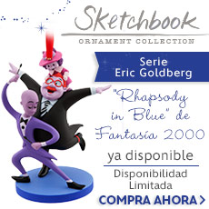 Serie Eric Goldberg - Rhapsody in Blue de Fantasía 2000