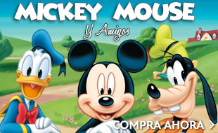 Mickey Mouse Y Amigos